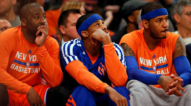 L'infirmerie des Knicks se remplit