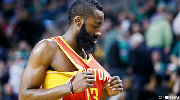 Highlights : James Harden (37 pts) en démonstration à Cleveland