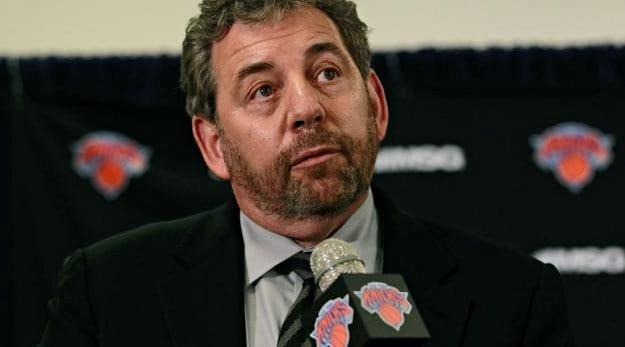 Les Knicks virent leur chef de la sécu après l'incident Oakley...