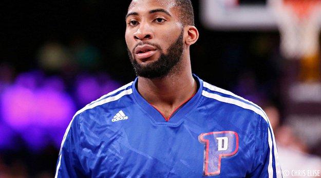 Andre Drummond signe un énorme double-double, les Pistons domptent les Wolves