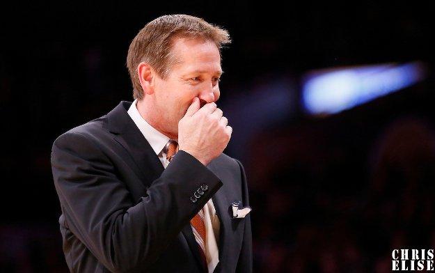 Earl Watson nouveau coach des Suns