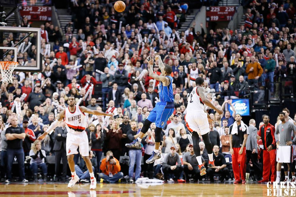 Monta Ellis assassine Portland au buzzer !