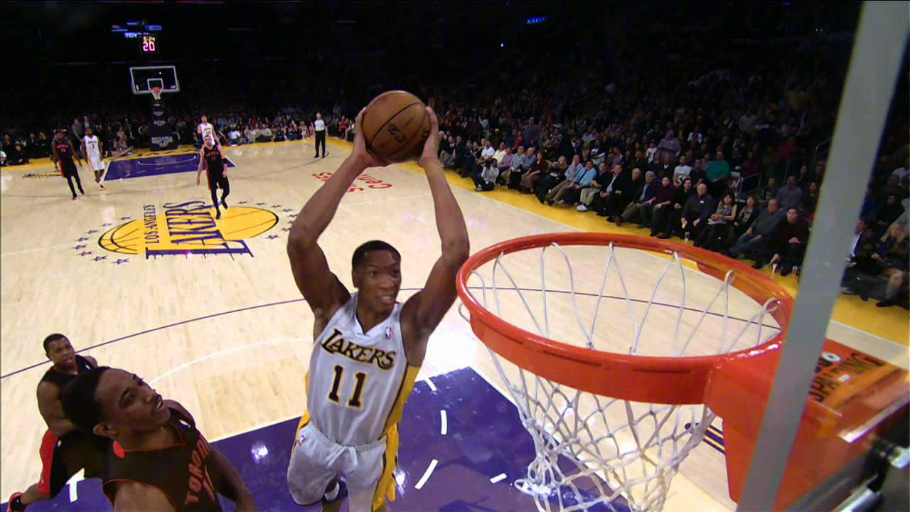 NBA Top 10 Wesley Johnson