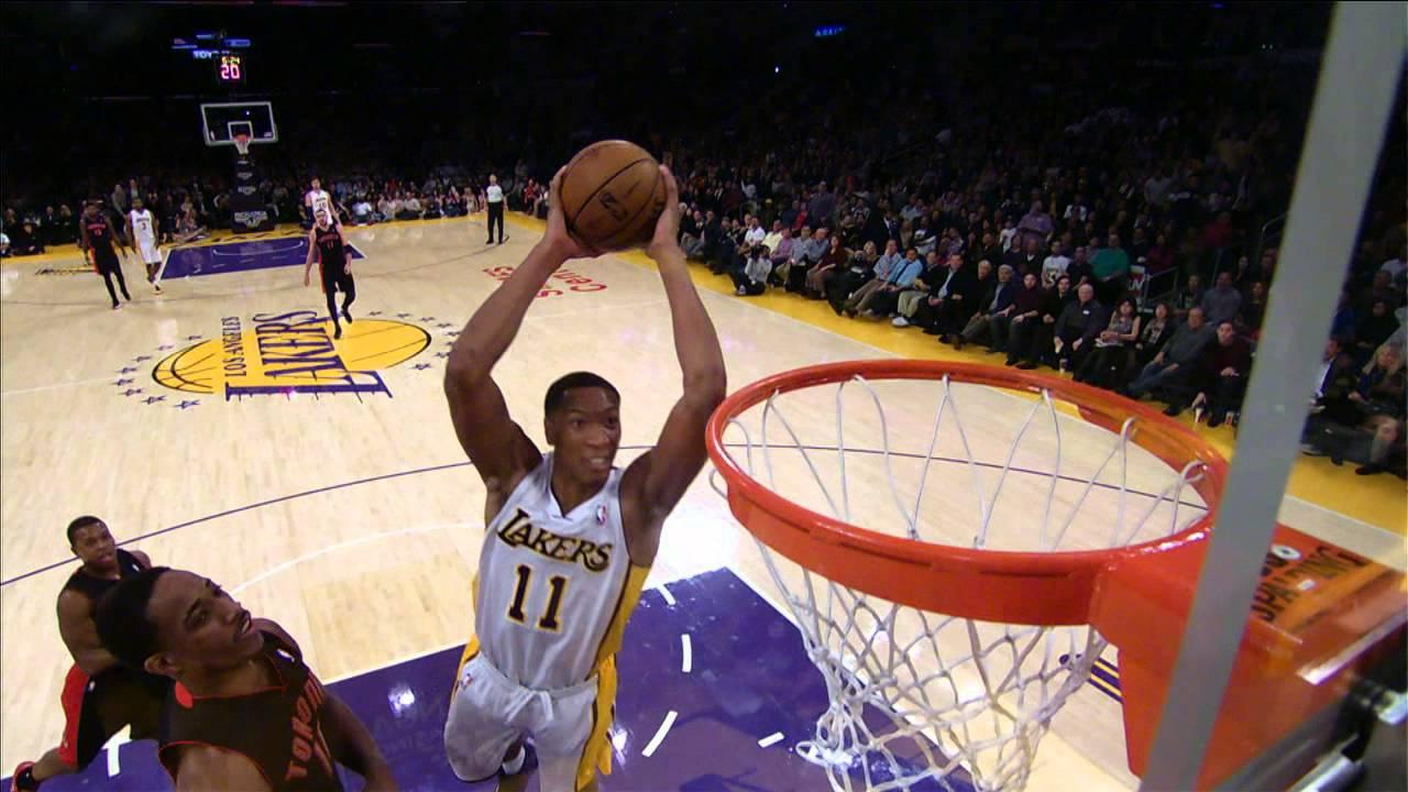 NBA Top 10 Wesley Johnson