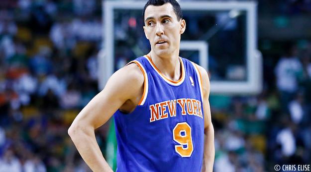 Les Knicks retrouvent Pablo Prigioni