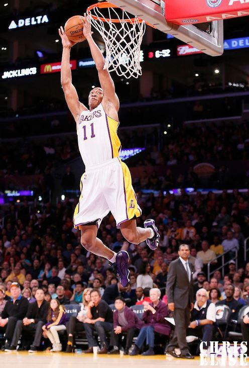 Wesley Johnson veut rester aux Lakers