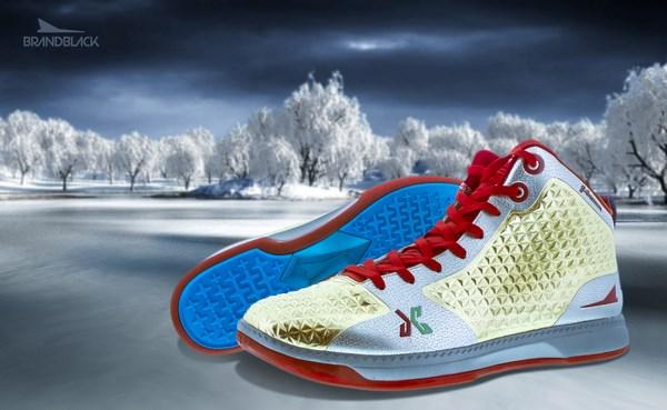 Ekickment : La chaussure de Noël de Jamal Crawford