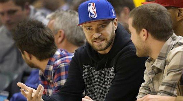 Justin Timberlake bashe un troll anti-Grizzlies