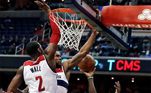 Phantom : Les plus gros contres de la saison NBA