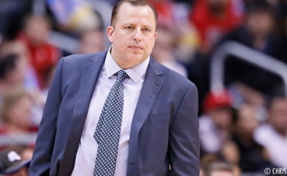 Tom Thibodeau assistant de Lue aux Lakers ?