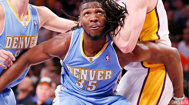 Kenneth Faried touche le pactole avec les Nuggets