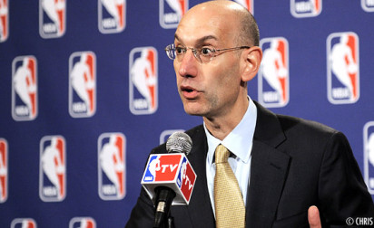 Adam Silver en reprend pour 5 ans, good job !