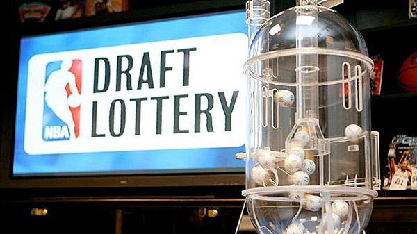 suggère la suppression de la loterie d'avant-draft. Explications