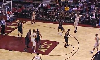 Vidéo : Le carton de Florida State à trois-points