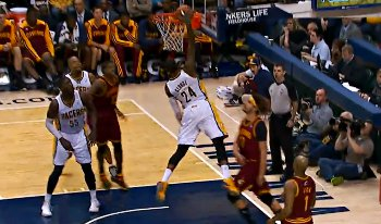 Top 10 : Cousins en mode Baby TGV, Paul George au tomar