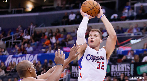 Blake Griffin, plus d'une corde à son arc