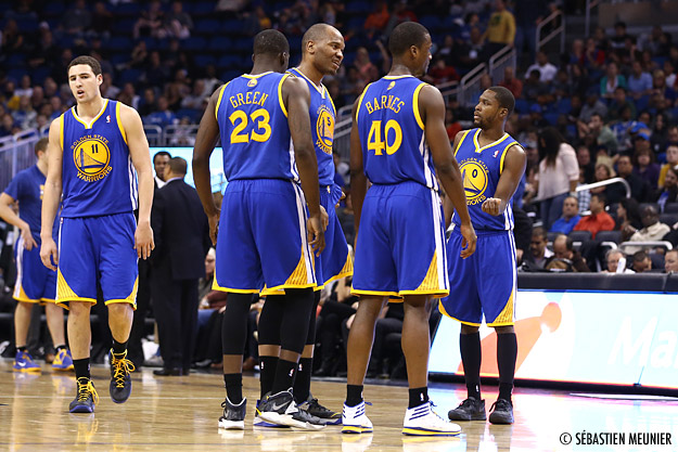 Le GM des Golden State Warriors prolongé pour 3 ans