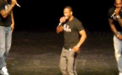 Vidéo : Wade, Haslem et LBJ dans la peau de Robin Thicke