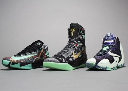 Nike dévoile sa collection All-Star Game
