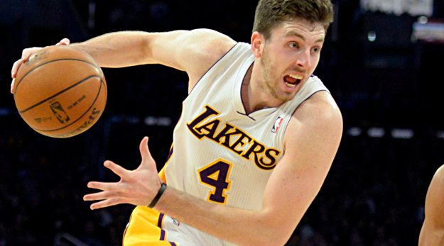 Les Los Angeles Lakers font le ménage