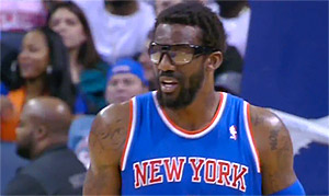 Amar'e Stoudemire quitte les New York Knicks !