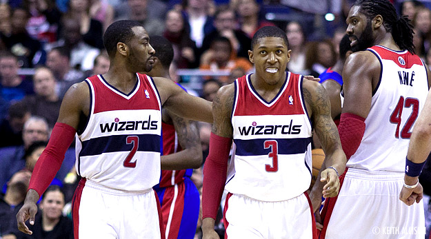 John Wall-Bradley Beal, futur meilleur backcourt de la NBA ?