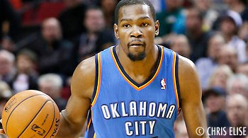 Highlights : Les 38 points de Kevin Durant face aux Pacers