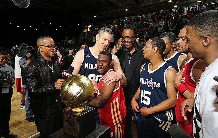 Kevin Hart : ses moments basket les plus drôles