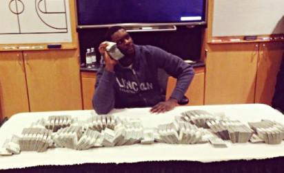 Une fois taxés, combien gagnent réellement les joueurs NBA ?
