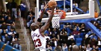 Jordan admet que Wilkins méritait de remporter le concours de dunk en 1988