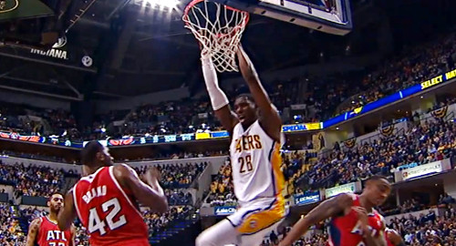 NBA Top 10 Ian Mahinmi