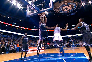 Top 10 : Tobias Harris crucifie le Thunder au buzzer