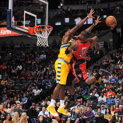Top 10 dunks de la semaine : Terrence Ross roi du mega poster