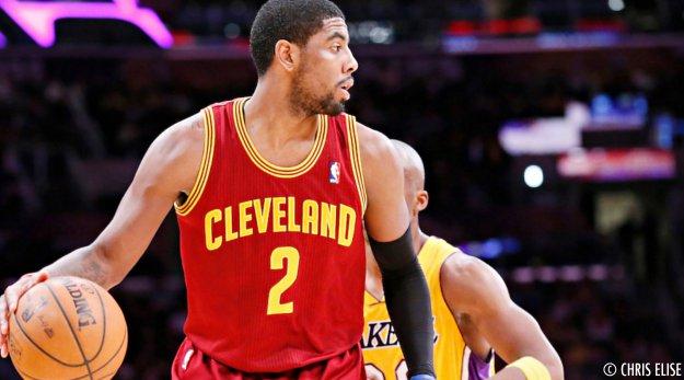 Officiel : Kyrie Irving resigne pour 90 millions de dollars à Cleveland
