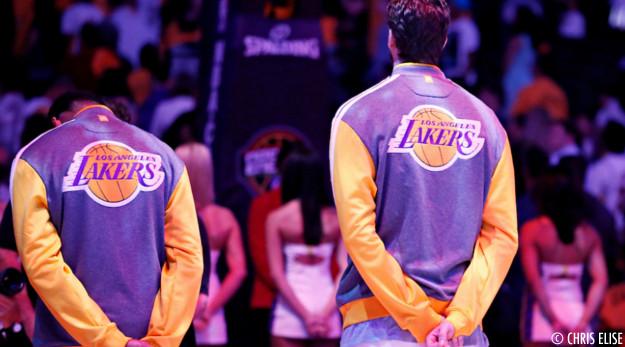 Les Los Angeles Lakers, la franchise la plus chère de la ligue !