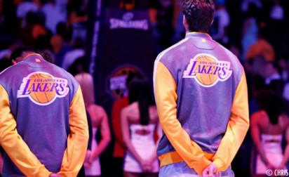 Los Angeles Lakers, vis ma vie d'arbitre