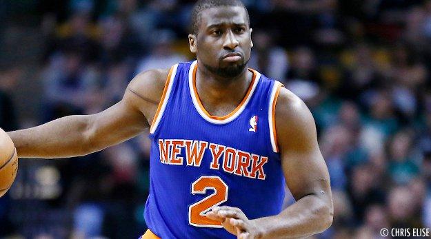 Raymond Felton veut rester à New York...