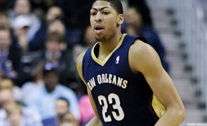 New Orleans Pelicans, follow the Brow