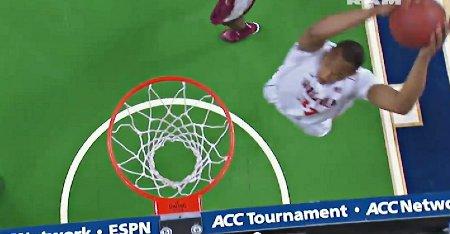 NCAA : Les 10 plus belles actions du tournoi ACC