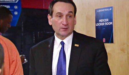 NCAA : Coach K tout près d'entrer dans l'histoire