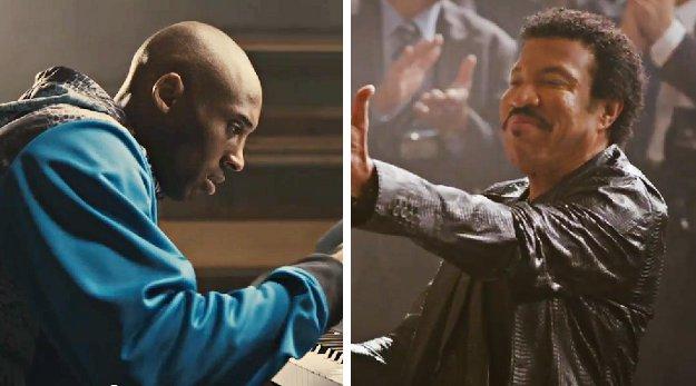 Vidéo : Kobe Bryant peut faire pleurer les larmes de Lionel Richie