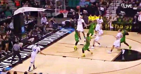 NCAA : Kyle Anderson claque le poster du jour !