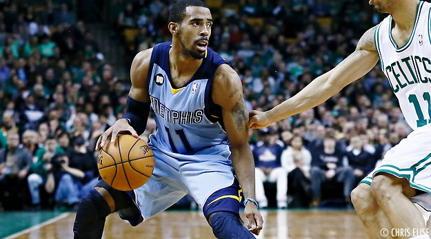 "Mike Conley est une ""superstar"" selon David Fizdale"
