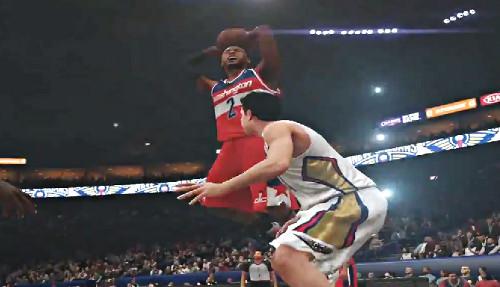 Vidéo : Les joueurs adidas s'éclatent sur NBA 2k14