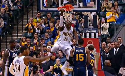 Top 10 : Mahinmi, Green et Westbrook en mode poster !