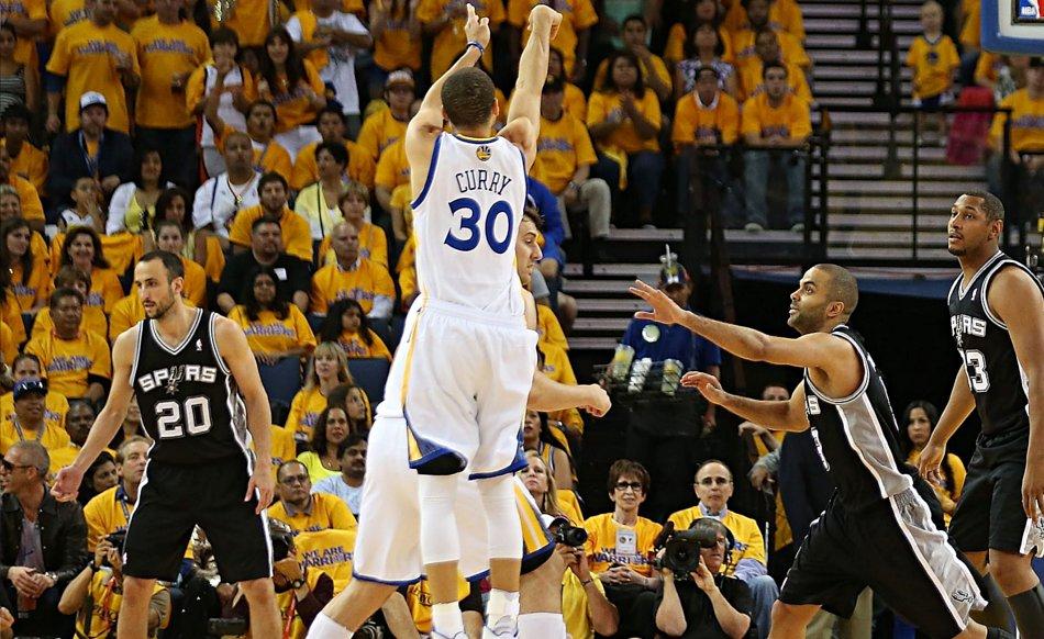 Le tir à trois-points, l'arme ultime en NBA ?