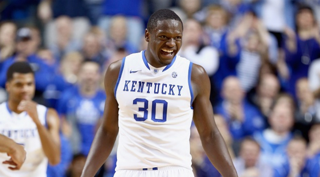 Julius Randle s'inscrit à la Draft
