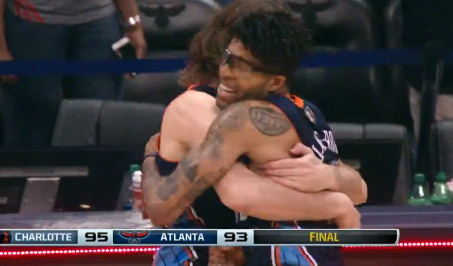 Le game winner improbable de Chris Douglas-Roberts