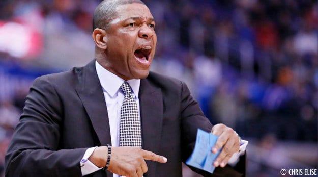 Doc Rivers pense que les Clippers se font arnaquer