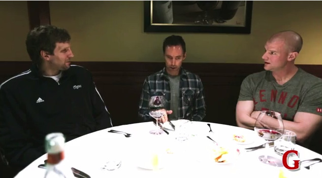 Vidéo : Steve Nash ressasse le passé avec Dirk Nowitzki, « The Finish Line » Ep 4